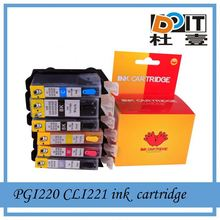 Accept paypal compatible for Canon MX 870 ink cartridge with 5 colors