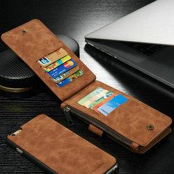 Retro Stylish Customized Card Slots Case for iPhone 6, for iPhone 6 Wallet Case, Phone Case for iPhone 6 /6 plus