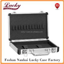 Aluminium Tool Flight Briefcase Case Box 260 x 170 x 50 mm