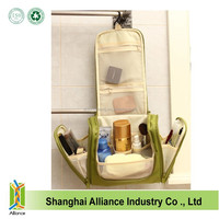 Fashion Travel Toiletry Wash Cosmetic Bag Makeup Storage Case Hanging Grooming