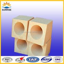 Zircon-Mullite Brick with Strict Quality Control