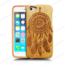Bamboo Mobile Phone Case for iphone 5s