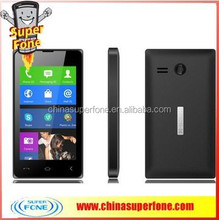 4 inch java skype touch mobile phone alibaba china(X)