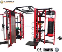 2015 Hot sale lifefitness multi function fitness equipment sports exercise training machine