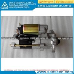 897137-4780 4JB1 spare parts 24V 5.0KW 11T starter motor