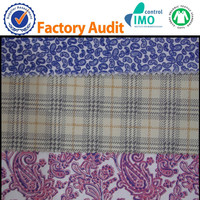 new design T/C 105gsm fabric pigment printing