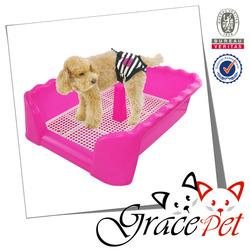 Grace Pet High Quality Indoor Male Dog Toilet, pet toilet