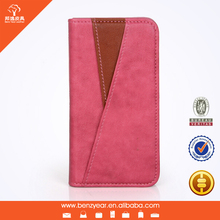 PU Leather Phone Case for iPhone6 case , wallet case for iphone 6