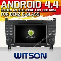 WITSON ANDROID 4.4 CAR VIDEO GPS FOR MERCEDES-BENZ G-CLASS W467 2005-2007 WITH 1.6GHZ FREQUENCY DVR SUPPORT WIFI APE