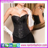 Black top quatily hot waist shaper women photos corset girdle