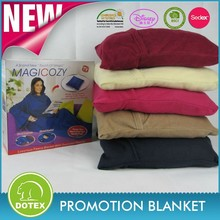 BSCI & SEDEX Certificated Antipilling flame retardant machine washable multifunction fleece tv blanket cashmere blankets nepal