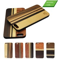 For iPhone 5 Cases High Quality Wooden Case For iPhone 5