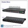16 port voip gsm gateway API interface compatible with most IP Phone