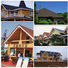 high quality metal roofing tile 0.4mm ceramic roof tiles factory color steel roof tile price