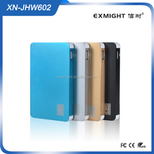 cell phone charger with polymer battery power bank portable external battery