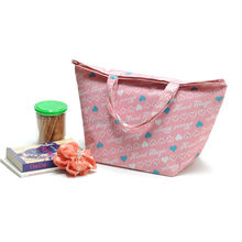 Lovely Pink printed BIG brand shopping bags