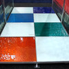 Tempered Paint Glass Table Top / En12150 Standard