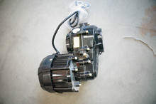 Electric tricycle spare parts/electric motor for sale