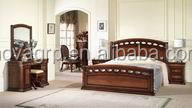 luxury classic bedroom sets,model no 8806