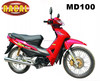 MD100 100cc pit bike with eec certification,high speed race dirt bike,mini gas bike for sale lower price