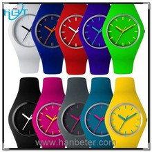 2014 new product design Iceful fashion Silicone watches