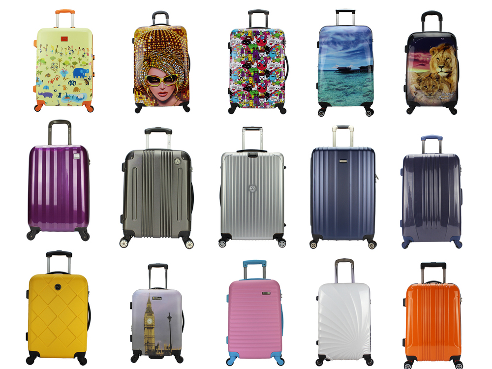 OEM For Famous Brand trolley luggage bag