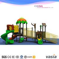2015 New Arrival children outdoor playground slide fisher price outdoor playground