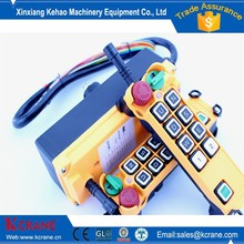 industrial wireless remote control systems controller