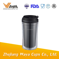 2015 Hot selling double wall paper insert mug with lid