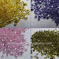 Round shape Different color AAA gemstone