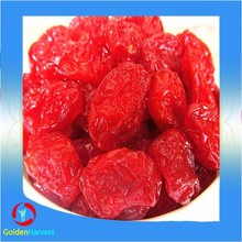 Certified Organic healthy dried fruit dried cherry on hot sale