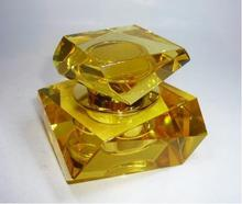 popular color crystal perfume bottle