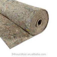 Diverse cheap Lamination flooring foam Carpet Underlayment