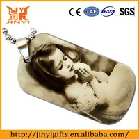 best selling valentines gifts metal dog tag