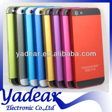 Factory price supply Back cover For Iphone 5 Housing replacement For Iphone 5 housing For Iphone 5
