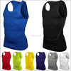 New Style Men Tight-fitting Sport / Gym / Basketball Vest Quick-drying