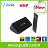 Pusi 4K Tv Box Rk3288 Android Tv Box Full Hd Player 1080P Android Smart Tv Box Beelink R89 Hd Receiver
