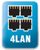 Industrial Dual Module Dual SIM VPN Router With Wi-Fi and GPS