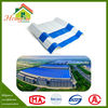 Exclusive design 4 layer antistatic insulation plastic roofing shingle
