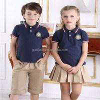 2015 new design primary school uniform japanese or england school uniform,provide school-uniform sample