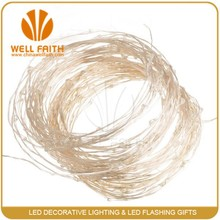 CE Approved Fairy Copper Wire Outdoor Patio c7 light strings