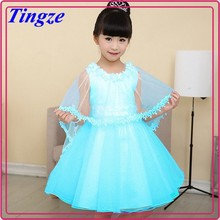 Hot sale lovely newest princess gambar sex frozen elsa dress wholesale in frozen HZF233