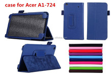 Litchi Texture Flip Leather Case for Acer Iconia Talk S A1-724