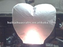 flying lanterns wholesale/ECO material /Oval shape sky lantern fashionable chinese wish lanterns