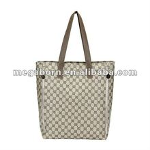 Famous Brand Shopper PVC Leather Lady Handbag