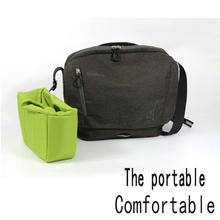 Elegant Design Digital Portable tablet black camera dslr bag