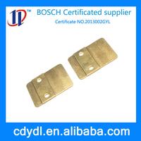 custom cnc brass turning parts