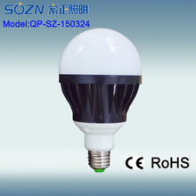 SOZN LIGHTING high brightness energy saving plastic led bulb china supplier 25W E27 led light bulb