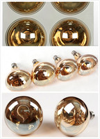 New design R125/R40 golden bulb warm light infrared bulb heating lamp with high quality