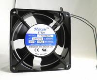 high air flow 120x120x38mm 230V compact axial fan motor